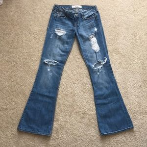 Like New Hollister Jeans